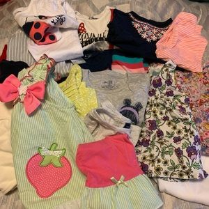 Girls 18 months and 18-24 months bundle